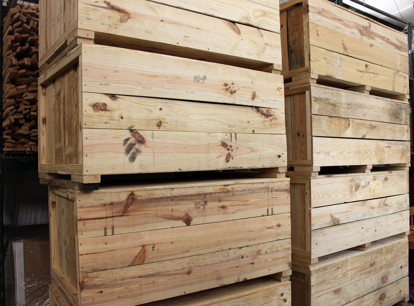 Wooden Shipping Crates – Gateway Industries Store